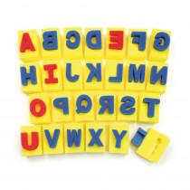 CK-9087 - Paint Handle Sponges Capital Letters 26 Designs in Paint Accessories