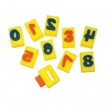 CK-9088 - Paint Handle Sponges Number 0-9 in Paint Accessories