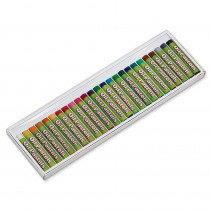 CK-9807 - Oil Pastels Regular 25 Piece Set in Pastels