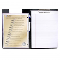 CLI30601 - C Line Clipboard Folder Black in Clipboards