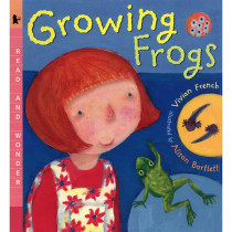 CP-9780763620523 - Growing Frogs in Classroom Favorites