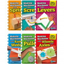 CPB9781410968128 - 6 Book Setsimple Machines Projects in General