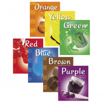 CPB9781429603003 - Colors Books Set Of All 10 in Math
