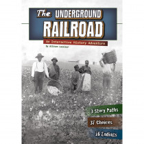 CPB9781429611831 - The Underground Railroad in History