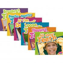 CPB9781429657679 - Healthy Teeth Book Set Of 6 in Science