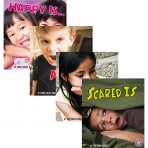 CPB9781429670654 - Know Your Emotions Set Of All 4 in Social Studies