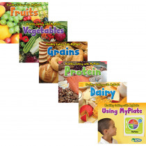 CPB9781432969868 - Healthy Eating With Myplate Book Set Of 6 in Health & Nutrition