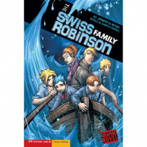 CPB9781434208521 - The Swiss Family Robinson Graphic Novel in Classics