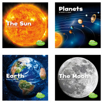 CPB9781491483381 - Space Book Set Of 4 in Astronomy