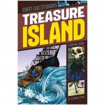 CPB9781496500274 - Treasure Island Graphic Novel in Classics