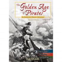 CPB9781515742555 - The Golden Age Of Pirates in Classroom Favorites