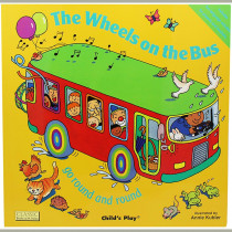 CPY9780859538954 - The Wheels On The Bus Big Book in Big Books