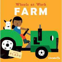 CPY9781786280824 - Wheels At Work Board Books Farm in Big Books