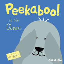 CPY9781846438677 - Peekaboo Board Books In The Ocean in Big Books
