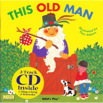 CPY9781904450631 - This Old Man & Cd in Books W/cd