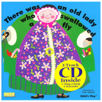 CPY9781904550624 - Old Lady Who Swallowed A Fly & Cd in Books W/cd