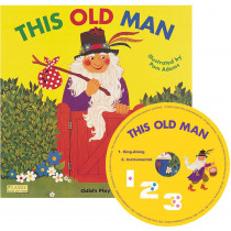 CPY9781904550631 - This Old Man & Cd in Book With Cassette/cd