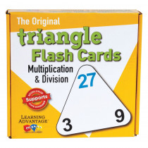 CRE4552 - Triangle Flashcards Mult/Div in Flash Cards