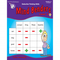 CTB01333BBP - Mind Benders Book 3 in Books