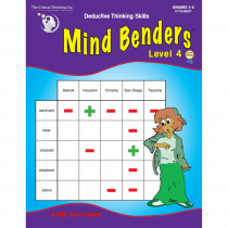 CTB01334BBP - Mind Benders Book 4 in Books