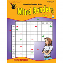 CTB01336BBP - Mind Benders Book 6 in Books