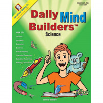 CTB04602BBP - Daily Mind Builders Science Gr 5-12 in Books