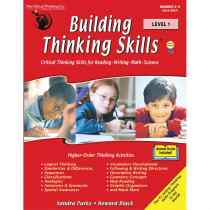 CTB05241 - Building Thinking Skills Level 1 in Books