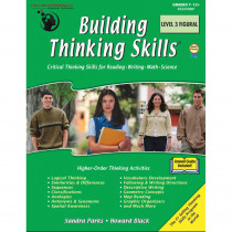 CTB05243 - Building Thinking Skills Level 3 Figural in Books