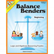 CTB06701BBP - Balance Benders Gr 2-6 in Games & Activities