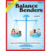 CTB06703BBP - Balance Benders Gr 6-12 in Games & Activities