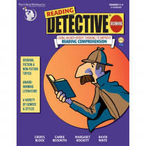 CTB1506 - Reading Detective Beginning Gr 3-4 in Books