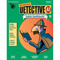 CTB1507 - Reading Detective Book A Gr 5-6 in Books
