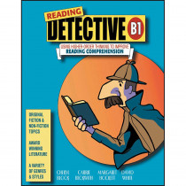 CTB1508 - Reading Detective Book B Gr 7-9 in Books