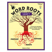CTB3751 - Word Roots Lv 1 in Word Skills