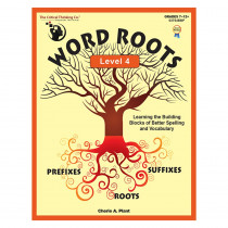 CTB3754 - Word Roots Lv 4 in Word Skills