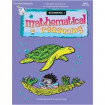 CTB6913 - Mathematical Reasoning Beginning 1 in Activity Books
