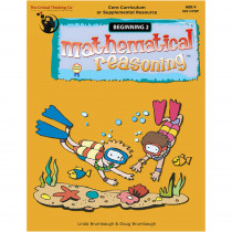 CTB6914 - Mathematical Reasoning Beginning 2 in Activity Books