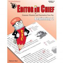 CTB9709 - Editor In Chief Beginning 2 in Editing Skills