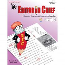 CTB9711 - Editor In Chief Lv 2 in Editing Skills