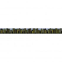 CTP0191 - City Skyline Border in Border/trimmer