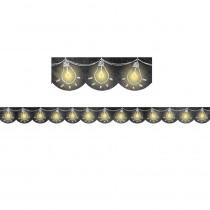 CTP0231 - Chalk It Up Lightbulbs Border in Border/trimmer