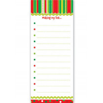 CTP0632 - Holiday Note Pad in Note Pads