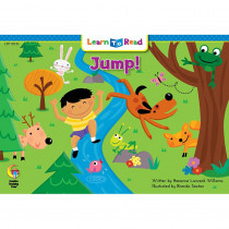 CTP10113 - Jump Learn To Read in Learn To Read Readers
