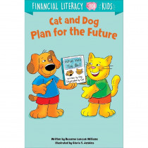 Cat and Dog Plan for the Future - CTP10264 | Creative Teaching Press | Classroom Activities