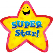 CTP1070 - Star Badges Super Star 36/Pk in Badges