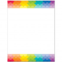 CTP1129 - Blank Chart - Paint in Classroom Theme