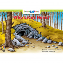 CTP13527 - Who Lives Here Learn To Read in Learn To Read Readers