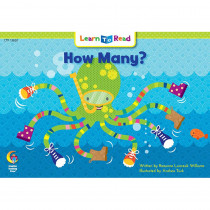 CTP13620 - How Many Learn To Read in Learn To Read Readers