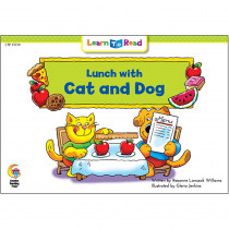 CTP13730 - Lunch W Cat And Dog Learn To Read in Learn To Read Readers