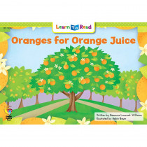 CTP13912 - Oranges For Orange Juice Learn To Read in Learn To Read Readers